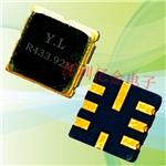 声表面谐振器R433,汽车电子滤波器,贴片滤波器