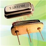 声表面谐振器,F11-R315声表面滤波器,收音机声表面滤波器