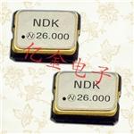 NX1612SB恒峰娱乐g22com登录,NDK晶体谐振器,平板电脑恒峰娱乐g22com登录,内置传感器1612恒峰娱乐g22com登录